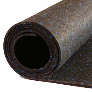 """1/4"""" Thick Rubber Roll Matting"""